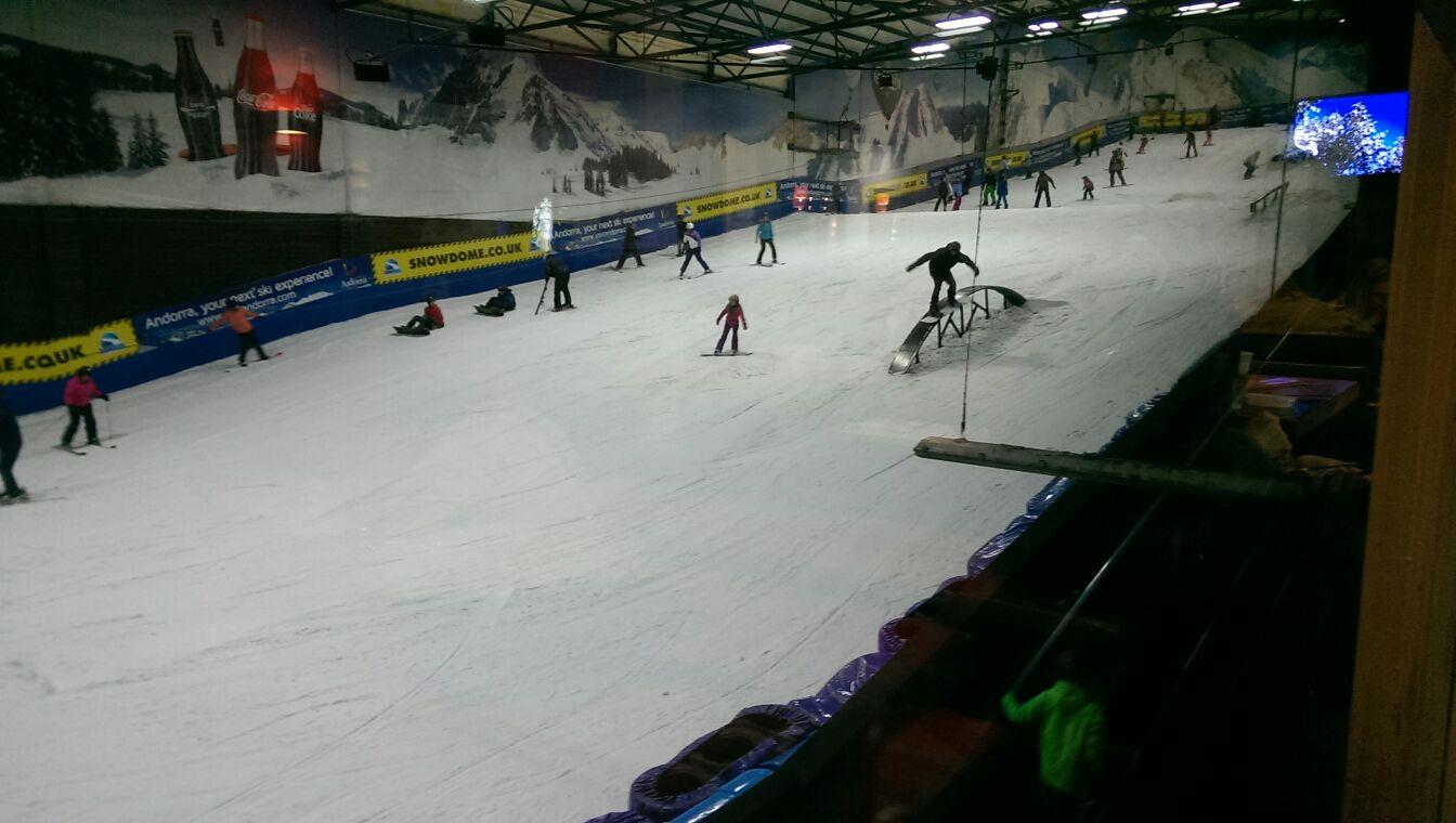 Tamworth Snowdome