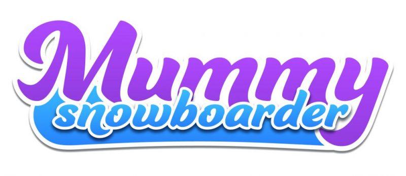 Mummy Snowboarder